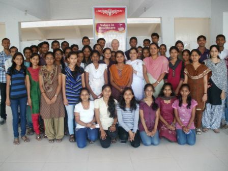 Pharmacy students,Vispute Pharmacy College, Panval March 2012, .jpg